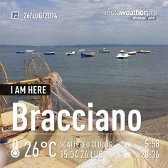 Bracciano Lake is just one hr away from the crowds of Rome! Learn. Live. Love. Rome. With www.afriendinrome.it
