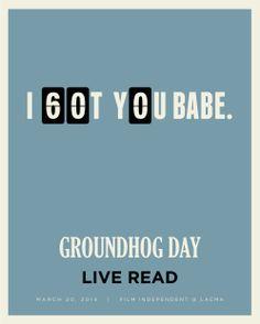LACMA Groundhog Day
