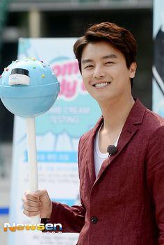 My Shy Boss, Yeon Woo Jin, Hoe, Actors, Gallery, Sweet, Candy, Roof Rack, Actor