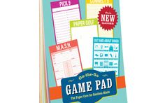 Entertainment On Paper? On-the-Go Game Pad http://weknowawesome.com/2014/08/21/entertainment-on-paper-on-the-go-game-pad/
