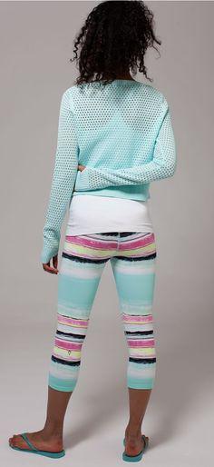 7-16 Printed Athletic Shorts Flamingo Space Dye Large Ideology Big Girls