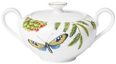 Villeroy & Boch Amazonia Anmut Covered Sugar Bowl – Bloomingdale's Exclusive