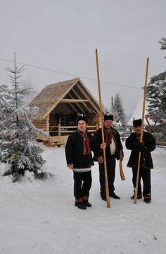Carpathians , W Ukraine, from Iryna