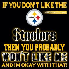 Supremely ok with that! Steelers Images, Pitsburgh Steelers, Pittsburgh Steelers Football, Pittsburgh Sports, Steelers Stuff, Football Baby, Pittsburgh Penguins, Football Season, Football Team