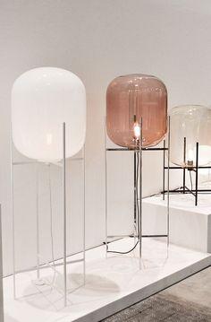Coup de cœur : la lampe Oda par Sebastian Herkner