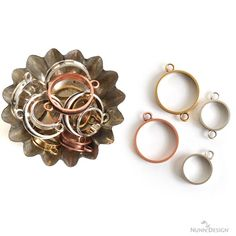 We are always looking for ways to support our customers in making their jewelry unique in the marketplace. Besides offering products that are blank canvases for creativity to shine, we are now offering a program called the Non-Stocking Program.The Nunn Design Non-Stocking Program allows for customers to purchase findings that ...