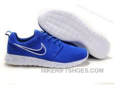premium selection fdeca 78a77 Cheap 2013 Design Nike Mens Roshe Running Shoes Wool Skin Blue For Sale,  Price 85.00 - Nike Rift Shoes