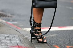 38 Gorgeous Shoes Spotted On The Streets Of New York City #refinery29  http://www.refinery29.com/2015/09/93849/best-fall-shoes-fashion-week-street-style#slide-21  So many buckles, so little time....