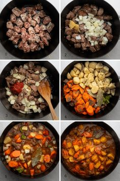 Easy Beef Stew, Beef Stew Meat, Winter Recipes, Winter Food, One Pot Meals, Soups And Stews, Family Meals, Soup Recipes, Minimal