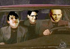 Penguin, Riddler, Victor, Gotham TV