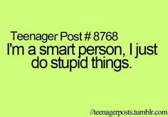 teenager post | funny, love, teen, teenager post - image #777881 on Favim.com