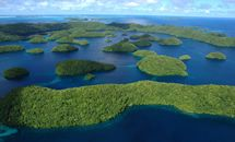 Palau Reefs