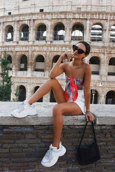 Europe Fashion, Italy Fashion, Europe Travel Outfits, Spain Fashion, Miami Outfits, Summer Outfits, Summer Fashions, Travel Outfit Summer, Italy Summer