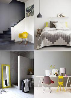 Bedroom light - La maison d'Anna G.: Guest post: French by design