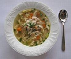 chicken soup recipe - Easy food recipes - Chicken
