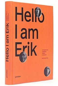 Erik Spiekermann Book