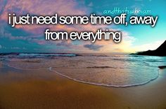 And That's Who I AM Tumblr   and that's who i am, andthatswhoiam, away, beach - inspiring picture ...