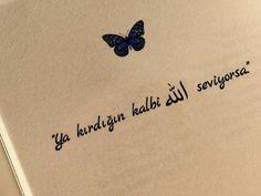 Turkish Language, Words Quotes, Allah, Quotes