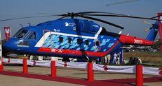 Russian Molniya Mi-38 helicopter/ Вертолет России Ми-38