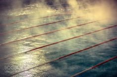 #sport Morning fog at Swimming pool by vall #picture http://ift.tt/2j8Uys9