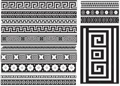 Hellenic pattern two.