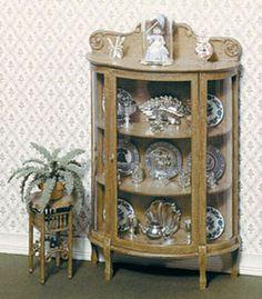 China+Cabinet+KIT+|+Mary's+Dollhouse+Miniatures