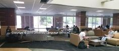 Nicholas Young's photo of a student center at Wichita State University.
