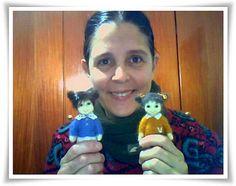 Tin-Tin, Malú e Matilda Tiboo