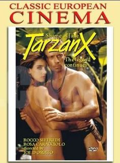 18+ Tarzan-X: Shame of Jane (1995) DVDRip 300MB Download Watch HD Movie
