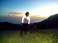 Sunrise Hutan Mati Mt. Papandayan