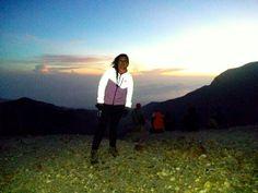 Sunrise Hutan Mati Mt. Papandayan