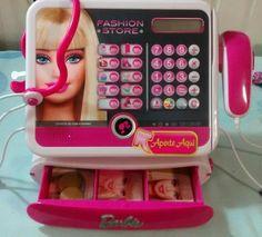 Caixa Registrado Barbie