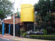 Embaixada do Brasil em Assunção, Paraguai.