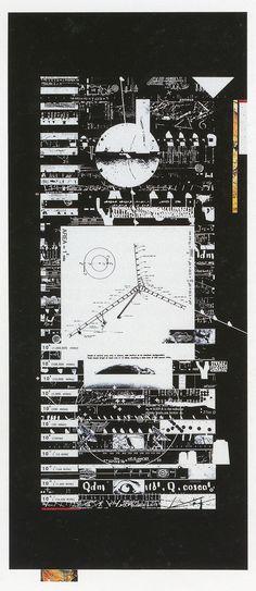 graphic, collag, float, design