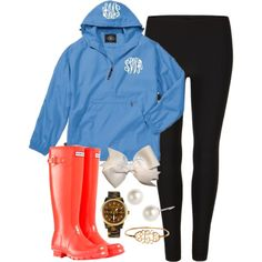 """Rain"" by classically-preppy on Polyvore"