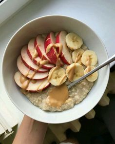 Easy Healthy Breakfast, Healthy Snacks, Healthy Recipes, Breakfast Ideas, Healthy Breakfast Recipes For Weight Loss, Healthy Bedtime Snacks, Healthy Eating, Breakfast Snacks, Healthy Breakfasts