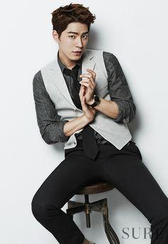 Hong Jong Hyun - Sure Magazine May Issue '15