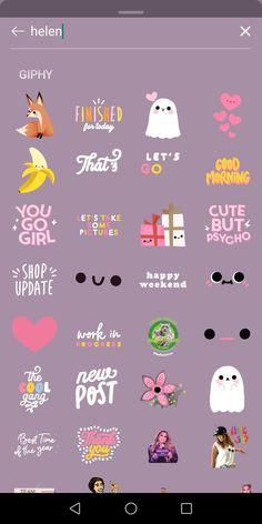 Instagram Emoji, Iphone Instagram, Instagram And Snapchat, Insta Instagram, Instagram Quotes, Instagram Story Template, Instagram Story Ideas, Web Responsive, Instagram Editing Apps