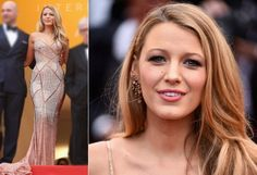 Blake Lively de Versace - Foto: Getty Images