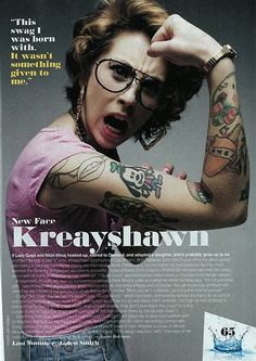 Kreayshawn <3 Kreayshawn Kreayshawn