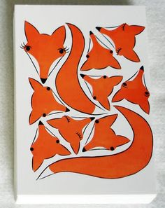 print & pattern: Search results for fox