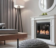 Home is wherever you want it to be.   #home #fireplace #chillout