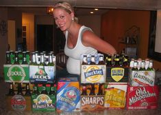 11 Non-Alcoholic Beers, Taste Tested - 11 Points-for my preggo friends craving beer like I am!!!  I've personally had the Kaliber and I give it 2 thumbs up!