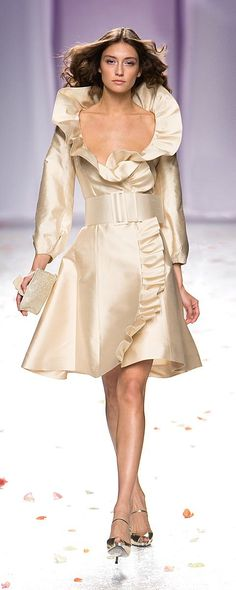 Luisa Beccaria Spring-summer 2009 - Ready-to-Wear - http://www.orientpalms.com/luisa-beccaria,780