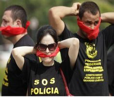 FENAPEF - Código de ética da PF deve parar na Justiça