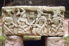 Honduras - Copan Ruinas