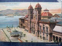 Fotografía antigua: SAN SEBASTIÁN. EL CASINO - Foto 1 - 56185901