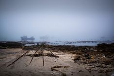 Ships in the mist at Port Nolloth Metallica Lyrics, New Adventures, West Coast, Mists, South Africa, Landscape Photography, Landscapes, To Go, Track