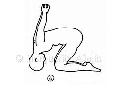 Les postures inversées (1).: Yoga Toulouse Marguerite Aflallo