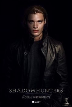its official! dominic sherwood will be playing jace wayland on abc family's shadowhunter drama series!